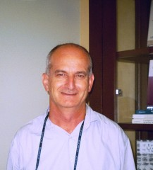 Photograph of David Tal